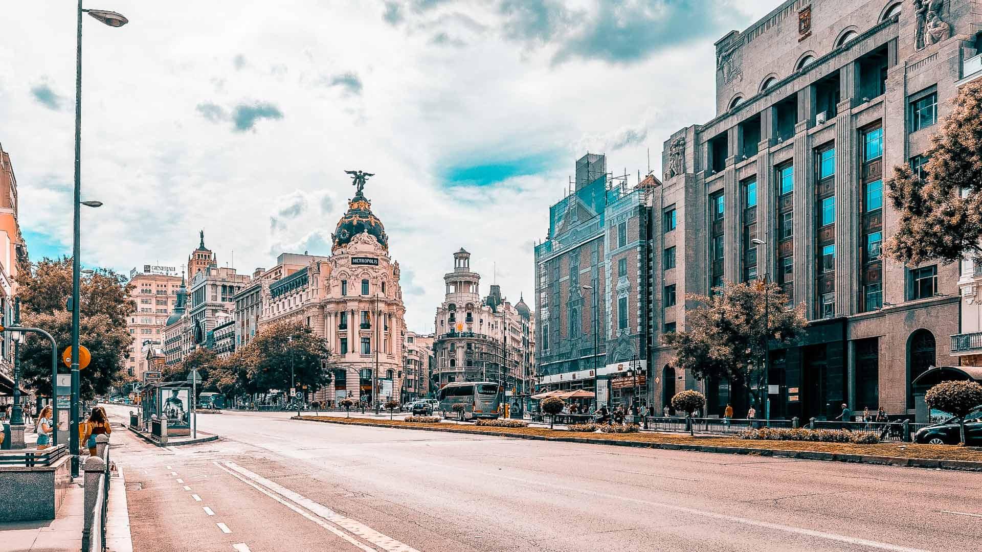 Why do Erasmus in Madrid