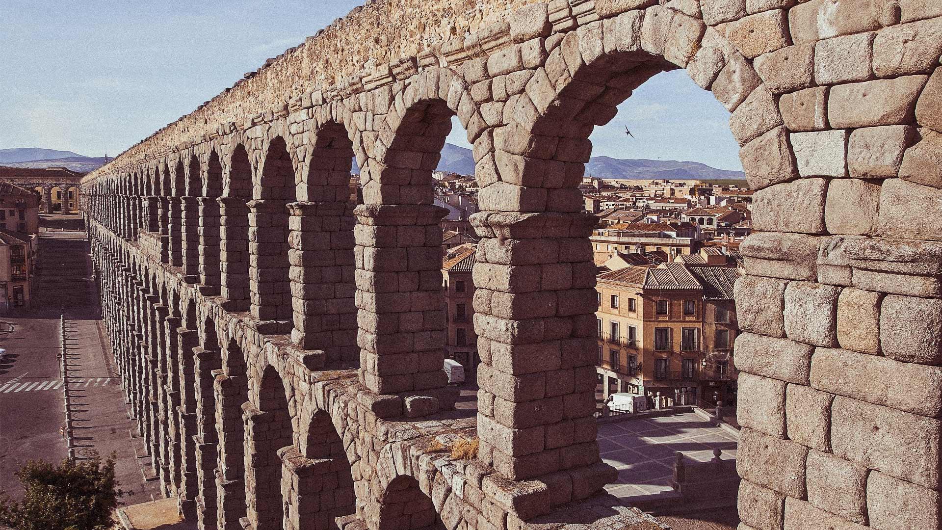 Why going on Erasmus to Segovia